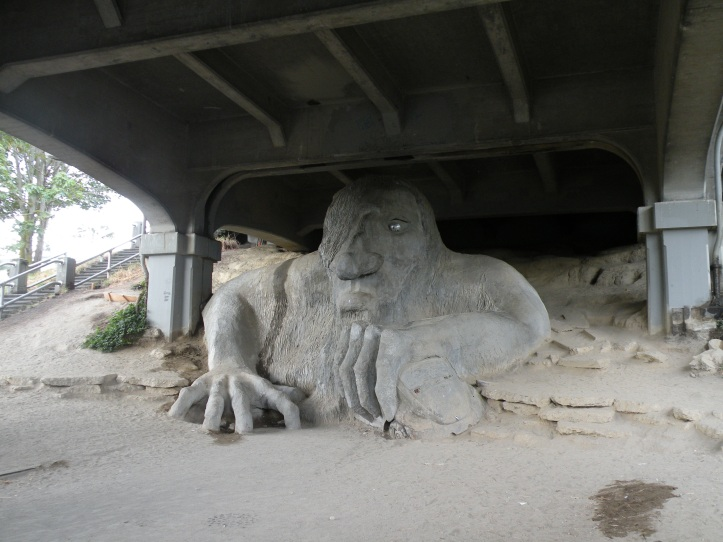 Fremont Bridge Toll Troll