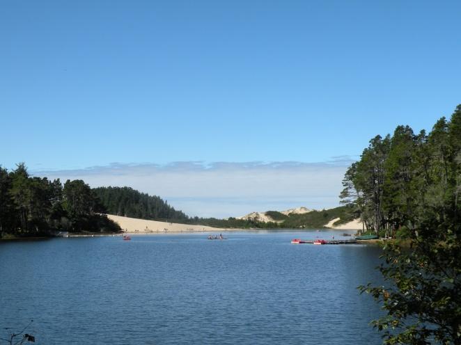 Cleawox Lake Summer