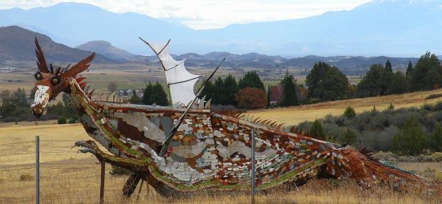 Oregon has Dragons