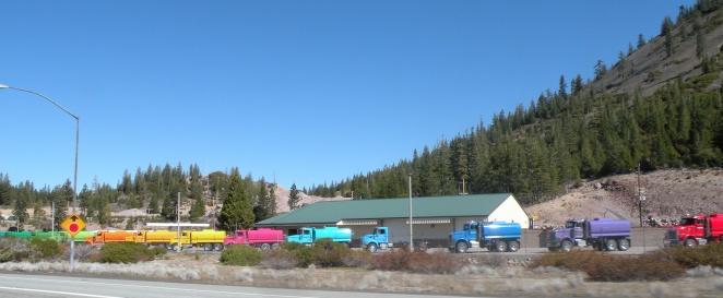Rainbow Coalition of Trucks