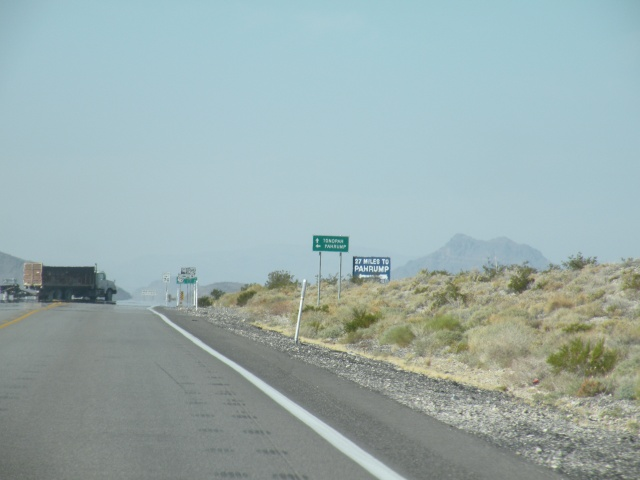 Pahrump (remember Mars Attacks?)