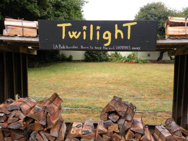 Twilight Firewood?