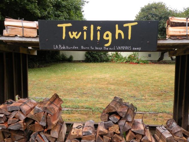 Twilight Firewood?